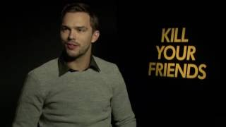 Nicholas Hoult on being a Muse fan, his music tastes + Kill Your Friends