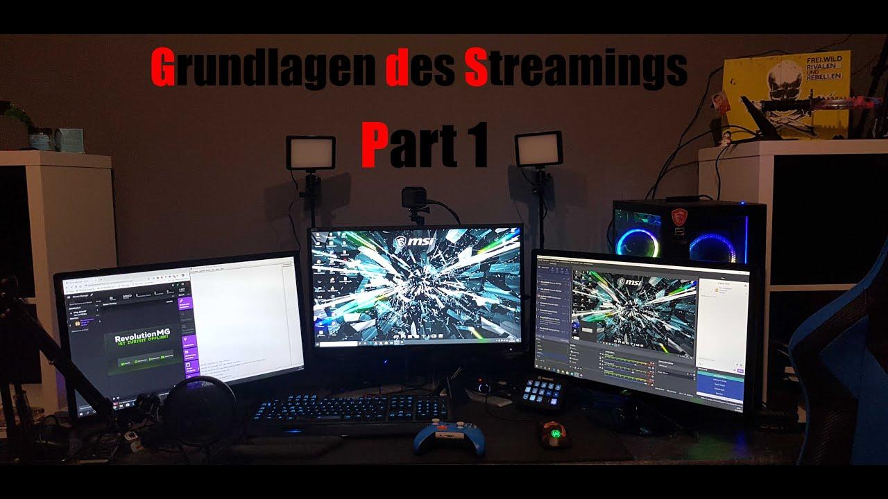 Streaming übersicht