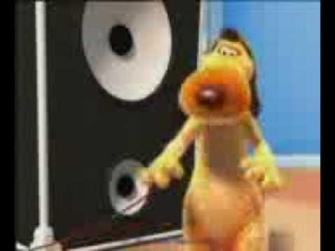 happy hippo canzone