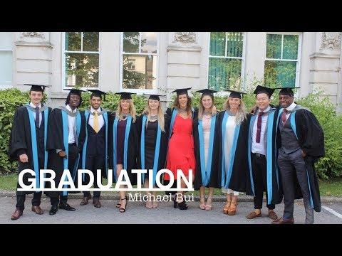 Graduation | Kingston University | GoPro Hero 5