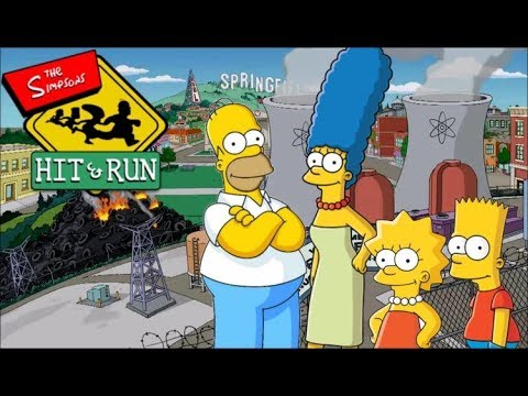 The Simpsons Hit & Run Game Needs A Sequel #NOWPLAYING - HipHopGamer