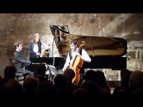 MIASKOVSKI - 2e Sonate pour piano & violoncelle