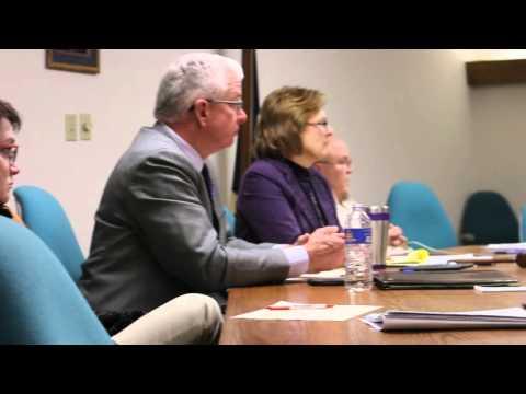 Public hearing of Dallas County Conservation Board, Jan. 12, 2016
