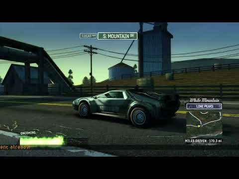 Burnout Paradise Remastered/Back to The Future:D  