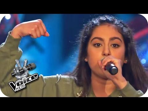 Beyoncé -Run The World (Melisa) | Halbfinale | The Voice Kids 2016 | SAT.1