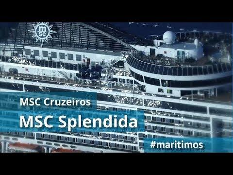 MSC Splendida - YouTube