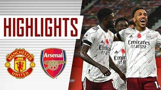 HIGHLIGHTS | Man Utd vs Arsenal (0-1) | Aubameyang penalty earns victory at Old Trafford