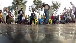 BBOY HULK BLACK SPIN CREW   / JURADO KONFRONTO 2015