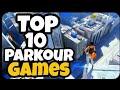Top 10 Best Parkour Games