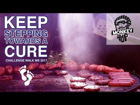 Challenge Walk MS BBQ Fundraiser Quincy Massachusetts