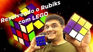 Resolvendo o Cubo Mágico Rubiks