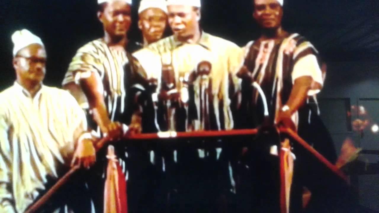 KWAME NKRUMAH'S GHANA INDEPENDENCE SPEECH! - YouTube