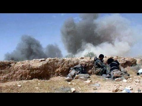 Islamic State 'Seizes Last Syria-Iraq Border Crossing'