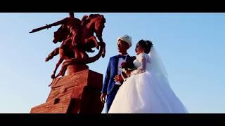 Свадьба Баткен Айтбай & Анара  студия Байхан 0776 12 12 13