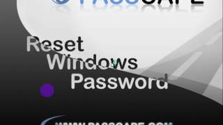 Reset Password in Windows 7 using Passcape software Recovery