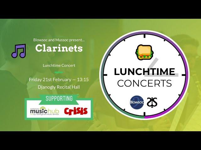 🎵 Clarinets LTC