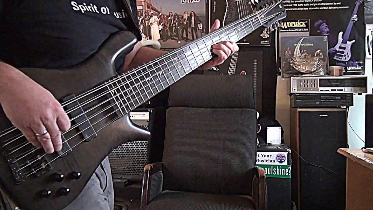 foxes at play andy irvine 12 string bass guitar youtube. Black Bedroom Furniture Sets. Home Design Ideas