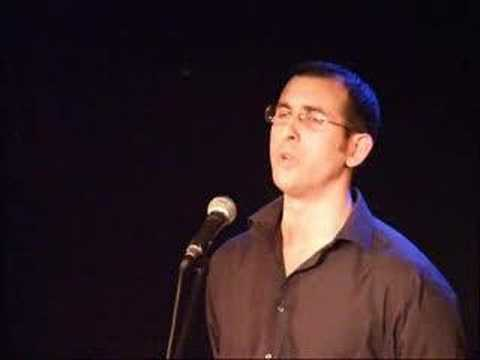 David Vivanco - support spot at Edinburgh Folk Club