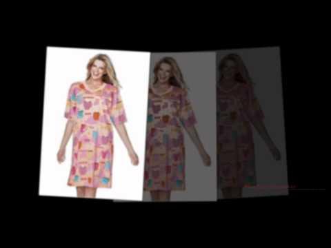 Plus Size Sleepwear. http://bit.ly/327kbRO