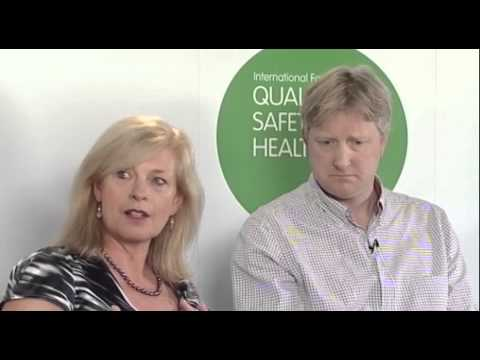 Paris 2012 Panel Session - Key talking points in paediatric quality and safety