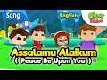 Islamic Songs For Kids | Assalamu Alaikum | Omar & Hana