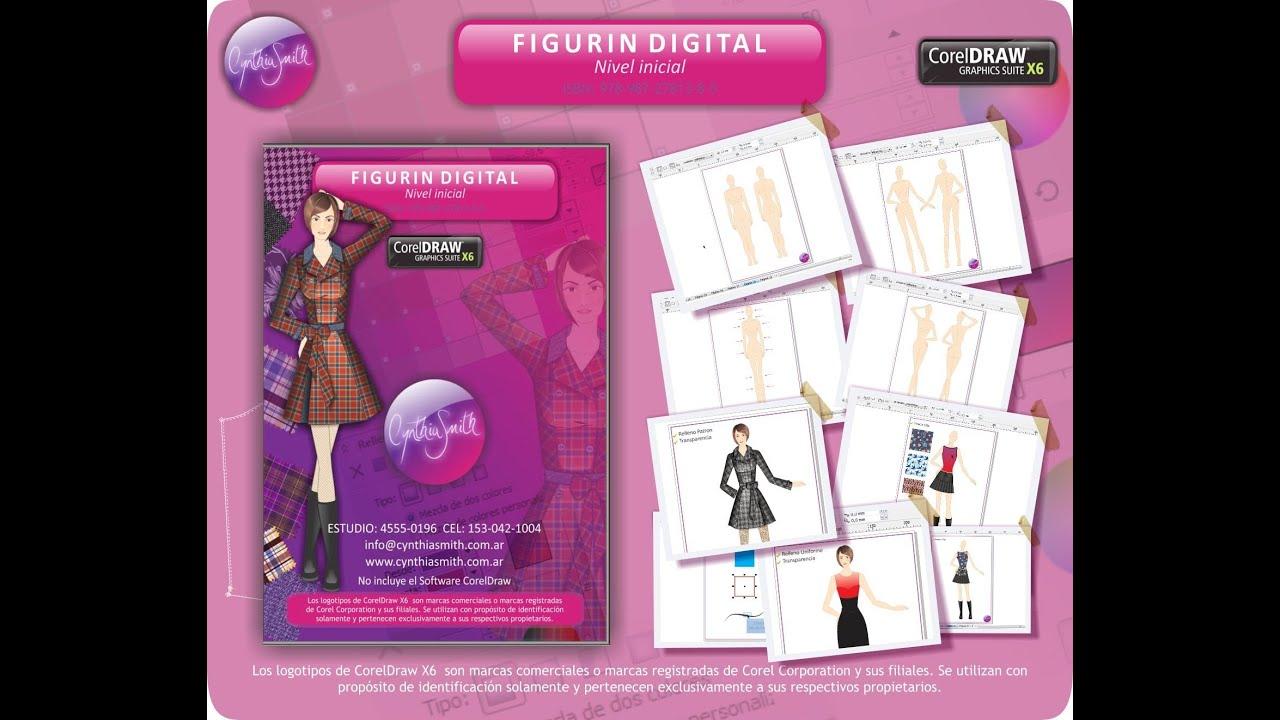Figurin digital de mujer aprende desde tu casa youtube - Programa para disenar tu casa ...