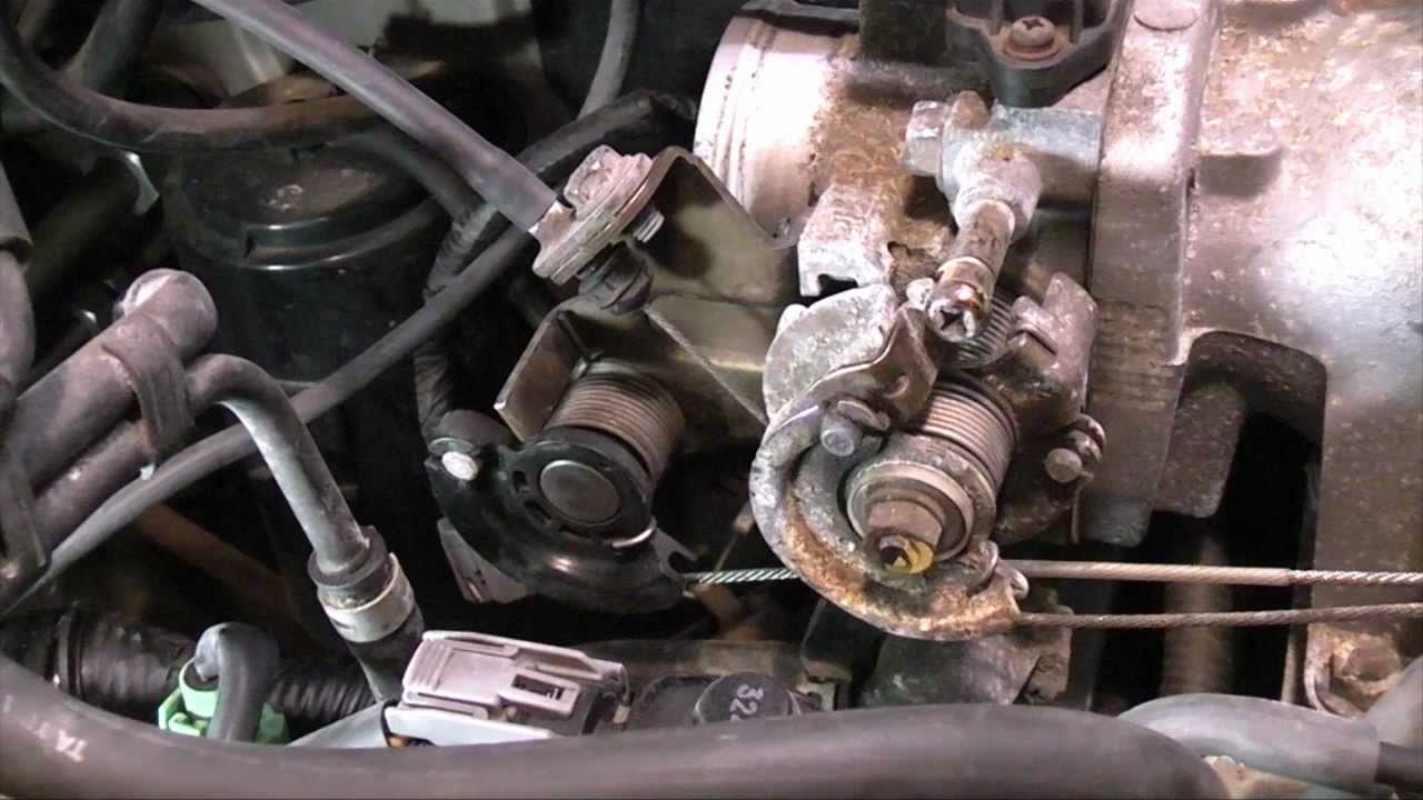 Honda Accord Cruise Control Failure Repair Youtube