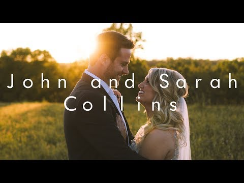 John and Sarah Wedding Film