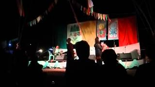 "Shambhala in Your Heart Festival 2014 - ""Blue Moon"" by Ben Murakami ベン·村上"