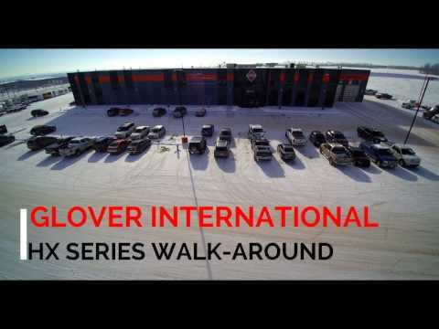 HX Series Walk Around- Roger Williams- Glover International Trucks Ltd