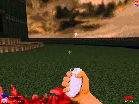 Grenade Mod - Old ZDoom Mod - YouTube