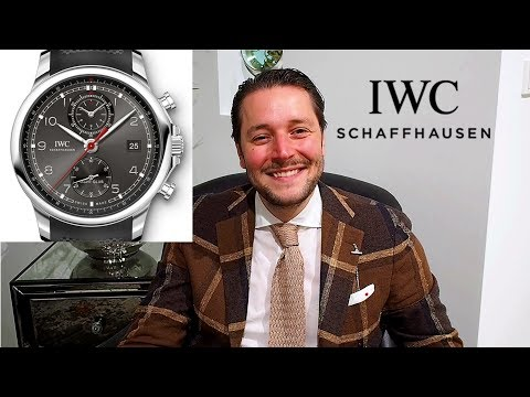 On the Wrist: IWC Portugieser Yacht Club Chronograph Ref. IW390503