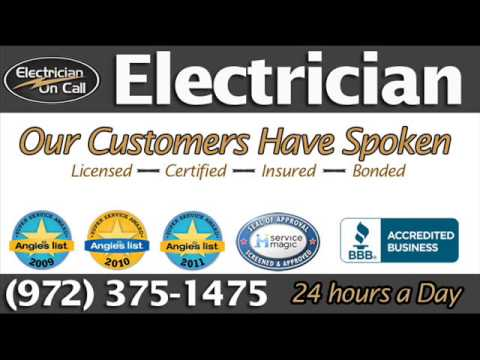 Electrician in Bedford Tx | Electrician On Call