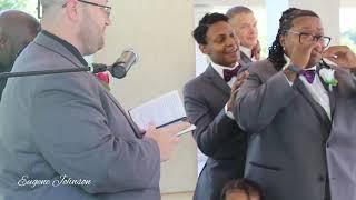 Jarmay & Ciera Harper Wedding Day | 9-8-19 | #LesbianWedding #GayWedding #SameSexWedding | LGBQT