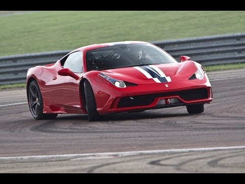 Ferrari 458 Speciale tested on the limit - is this the world's best supercar?