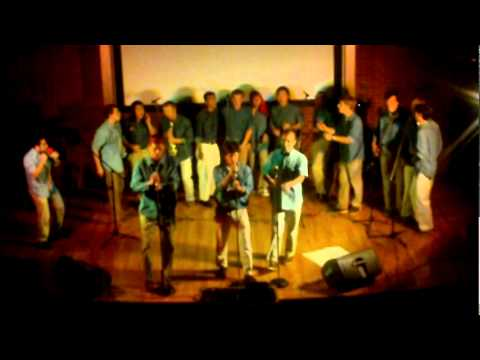 Academical Village People (AVP) - Something