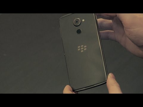 BlackBerry DTEK60 hands on review