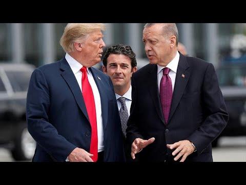 Τουρκία - ΗΠΑ: Ρήξη με αφορμή την υπόθεση του Αμερικανού πάστορα…