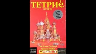 Video Tetris 1992 Spectrum Holobyte PC download MP3, 3GP, MP4, WEBM, AVI, FLV Oktober 2018