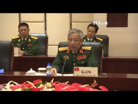 Vietnam, China hold defence strategic dialogue