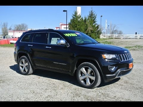2014 jeep grand cherokee limited sport diesel for sale dealer dayton troy piqua sidney ohio. Black Bedroom Furniture Sets. Home Design Ideas