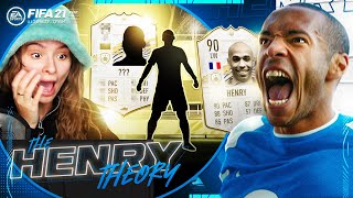 TALIA PACKS THIS MID ICON! (The Henry Theory #47) (FIFA Ultimate Team)