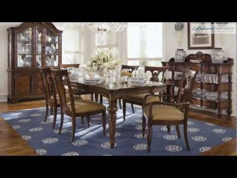 British Heritage Rectangular Dining Room Collection From Art Furniture