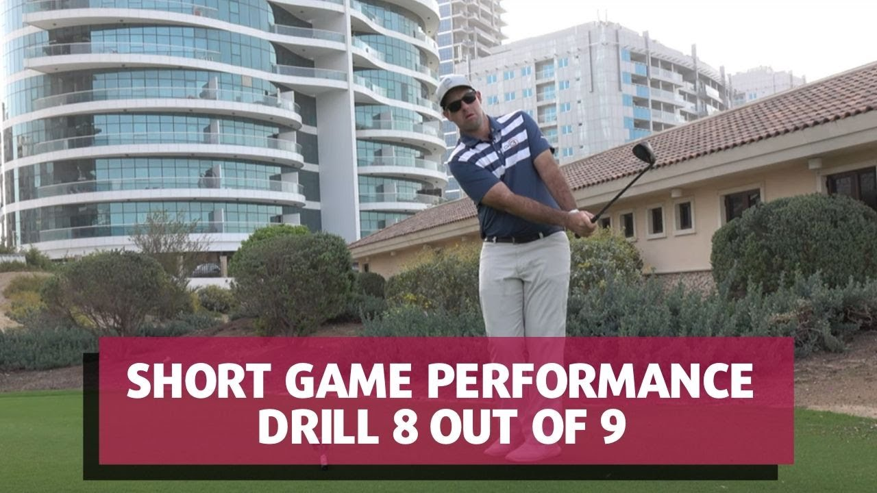 Short Game Performance - 8 out of 9