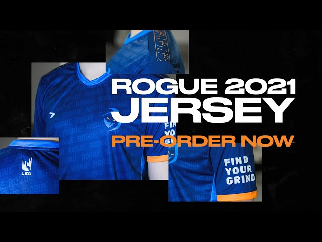 The NEW Rogue Jersey for 2021!