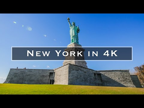 New York in 4K