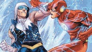 Supervillain Origins: Captain Cold