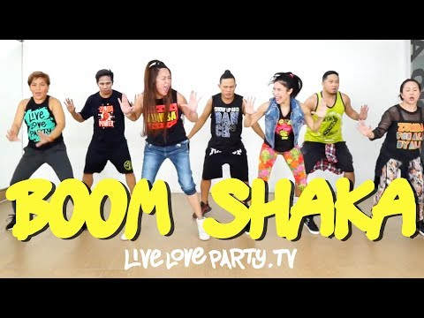 Boom Shaka | Live Love Party™ | Zumba® | Dance Fitness