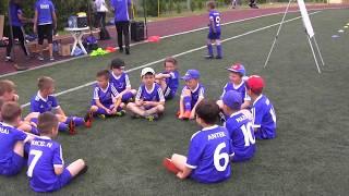 CZ1-Kudełek w Głogowie Ice Challenge - Turniej Football Academy Regional ligue -Rozpoczęcie