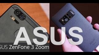Обзор  ASUS Zenfone 3 zoom ,ASUS Zenfone AR